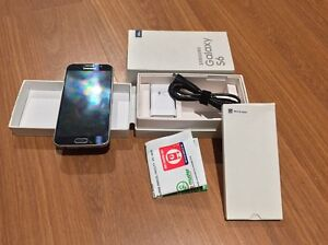 Samsung Galaxy S6 64GB Black (As New) Cessnock Cessnock Area Preview
