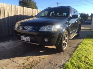 2005 ford territory GHIA sx dual fuel 7 Seater Campbellfield Hume Area Preview