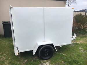 Enclosed box trailer McKail Albany Area Preview