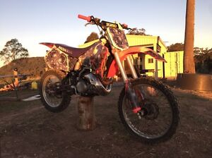 Honda cr 250 vmx  not yz kx ktm rm Lambton Newcastle Area Preview