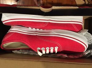 Red vans Epping Ryde Area Preview