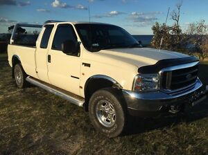 Ford F-250 XLT Extra Cab 4x4 Powerstroke Minnie Water Clarence Valley Preview