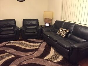 Urgent sale must sell today Reclining lounge suite & dining  table Bexley Rockdale Area Preview