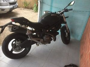 Ducati monster 659 (Lams) Earlville Cairns City Preview