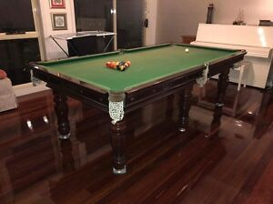 SLATE POOL TABLE -URGENT SALE Hampton Bayside Area Preview