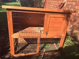 Rabbit hutch for sale with free items Wantirna South Knox Area Preview
