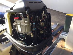 Mercury optimax 115hp Pennant Hills Hornsby Area Preview