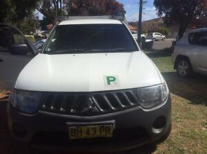 Mitsubishi triton 2007 Parramatta Parramatta Area Preview