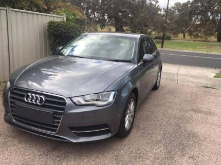 Audi A3 2016 WITH AUDI WARRANTY 3 YEARS !!