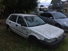 Holden Astra / Toyota Corolla 1992 wrecking whole car only West Ryde Ryde Area Preview