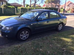 2005 Hyundai Sonata Chatswood Willoughby Area Preview