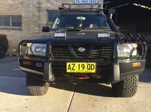 2001 Nissan patrol gu 5 speed manual Blacktown Blacktown Area Preview