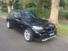 2011 BMW X1 sDrive20d E84 Auto 4WD MY11 Excellent Condition Prahran Stonnington Area Preview