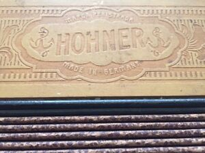 Hohner Germany antique / vintage piano accordion / squeezebox Hectorville Campbelltown Area Preview