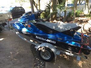 2008 Seadoo GTX 215hp Supercharged Virginia Brisbane North East Preview