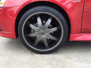 Brand New 20 Inch Tyre and Rim $900 ONO Blacktown Blacktown Area Preview