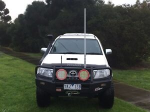 2007 Toyota Hilux 3.0ltr Spotswood Hobsons Bay Area Preview