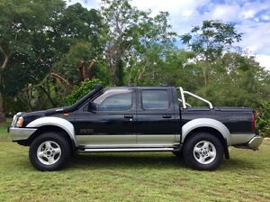 2002 Nissan Navara ST-R 4x4 3.0DT Dual Cab South Ripley Ipswich City Preview