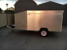 Must Sell Enclosed bike motorcycle trailer Albany Albany Area Preview