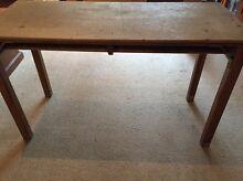 Wooden primary school desk Invergowrie Uralla Area Preview