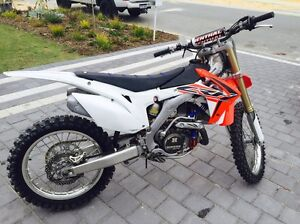 Crf450 2014 Alkimos Wanneroo Area Preview