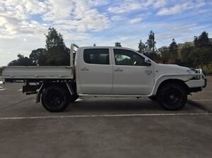 2008 Toyota Hilux D4D low kms long rego SR5 upgrade Liverpool Liverpool Area Preview
