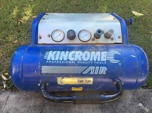 "Air Compressor ""Kincrome"" Kedron Brisbane North East Preview"