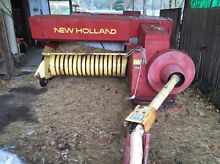 New Holland - 317 square baler Wesburn Yarra Ranges Preview