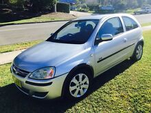 Holden Barina SXi 2004 Coupe Auto Low Klms Kellyville The Hills District Preview