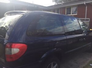 2001 Chrysler grand voyager Macquarie Fields Campbelltown Area Preview