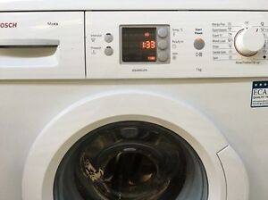 Bosch latest model 1100rpm washer machine as new condition Beecroft Hornsby Area Preview