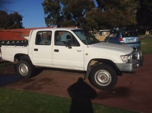 Toyota hilux Doubleview Stirling Area Preview