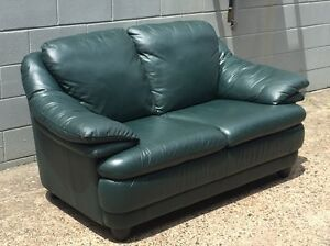 Moran leather lounge suite PRICE DROPPED! East Brisbane Brisbane South East Preview