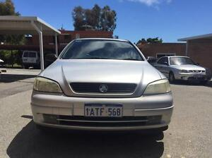 2001 HOLDEN ASTRA 1.8L 16V OLYMPIC EDITION Mosman Park Cottesloe Area Preview