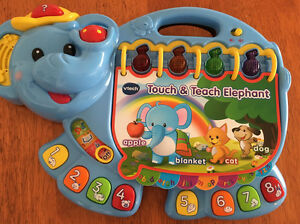 Vtech Elephant Kingston Beach Kingborough Area Preview