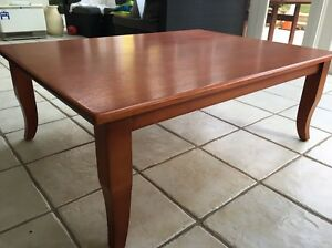 Large Tasmanian Oak Coffee table **MUST SELL** Mosman Mosman Area Preview