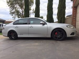 2013 Ford Falcon FG Xr6, Wrapped, Rego and RWC Orrvale Shepparton City Preview