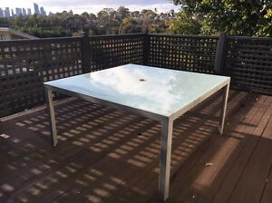Outdoor table Lilyfield Leichhardt Area Preview