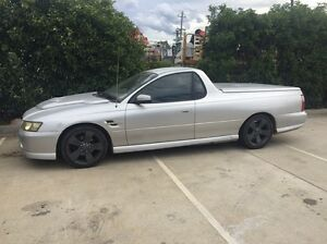 Holden VZ Ute S V6 auto with rego Canberra City North Canberra Preview