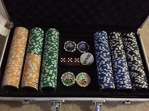 Poker chips - shuffle machine and deck of cards full tilt Pyrmont Inner Sydney Preview