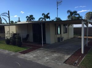 On site permanent caravan and annex Karuah Port Stephens Area Preview