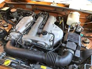 MAZDA MX5 NB nb8a 1.8 motor ENGINE + 5 speed trans complete mx-5 Newport Hobsons Bay Area Preview
