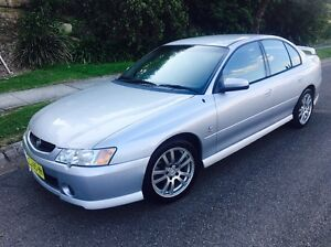 Holden Commodore VY S Pack 2003 Sedan Auto Low Klms Kellyville The Hills District Preview