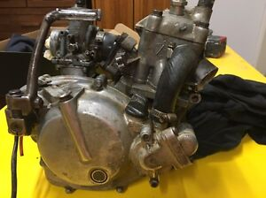 kx60 kx65 kx80 kx85 motor only resantly changed rings and piston Springfield Lakes Ipswich City Preview