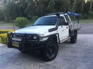 2003 Toyota Hilux LN167R 3L diesel 4wd. Floraville Lake Macquarie Area Preview