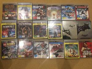 PS3 + Games + 2 controllers City Beach Cambridge Area Preview