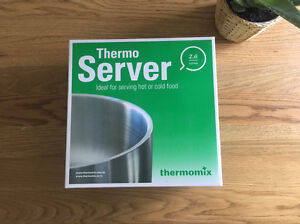 Thermomix Thermoserver 2.6L Wattle Grove Liverpool Area Preview