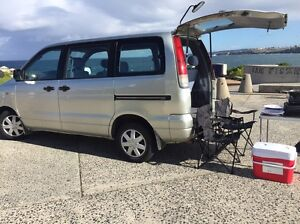 TOYOTA CAMPERVAN/8 SEATERS-6M REGO-2L ENGINE-FULLY KITTED Sydney City Inner Sydney Preview