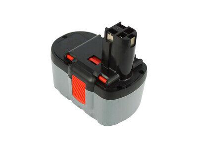 3300mAh Nimh Batería para Bosch Gbh 24V / 3B, 24VF, Gsb 24...