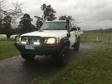 Patrol ute Exeter West Tamar Preview